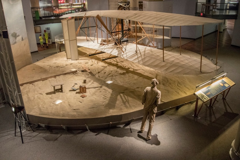 Wright Brothers, Henry Ford Museum, Kitty Hawk