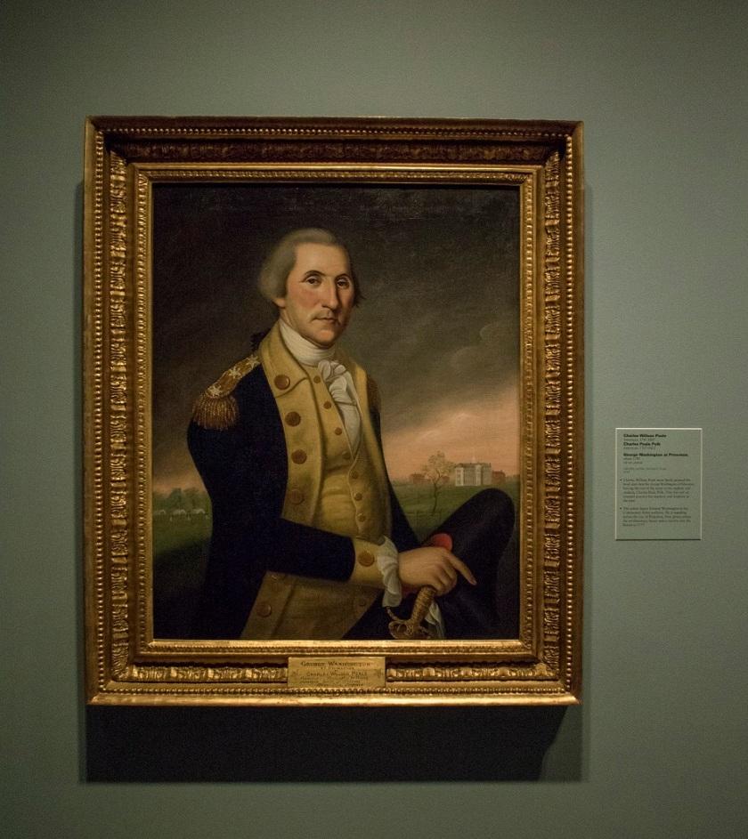 Charles Wilson Peale, George Washington