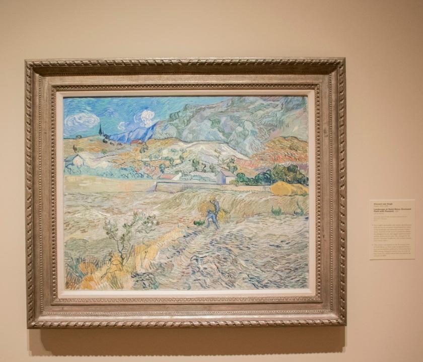 Vincent Van Gogh, Indianapolis Museum of Art