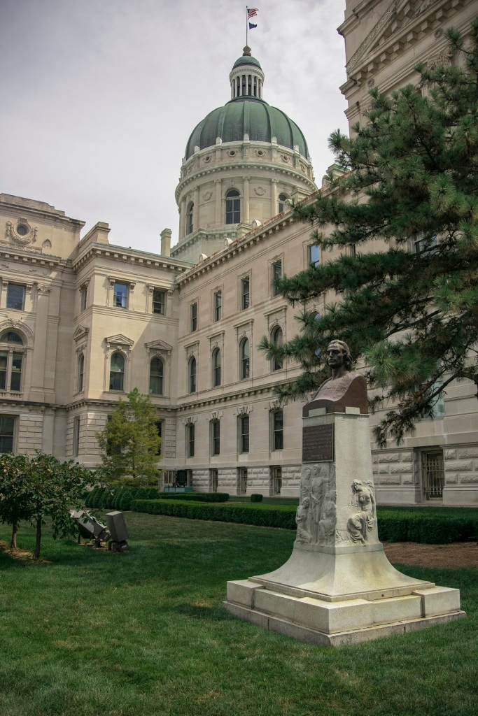 Indianapolis State Capitol Building