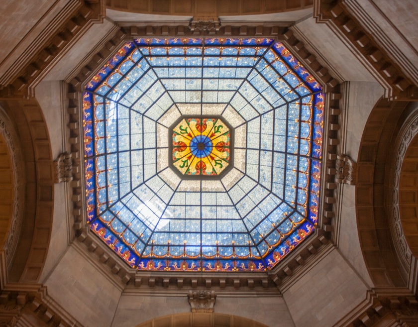 Indianapolis Capitol Dome