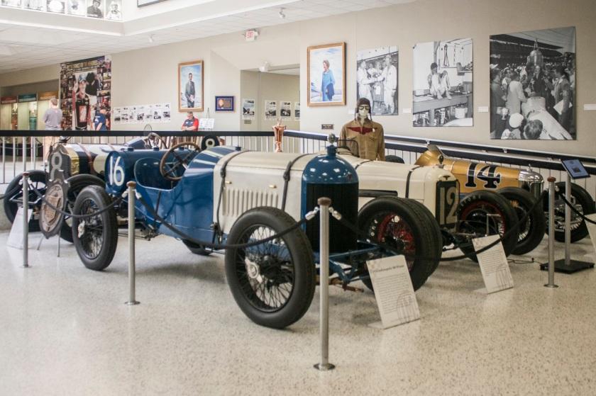 Indianapolis Speedway Museum