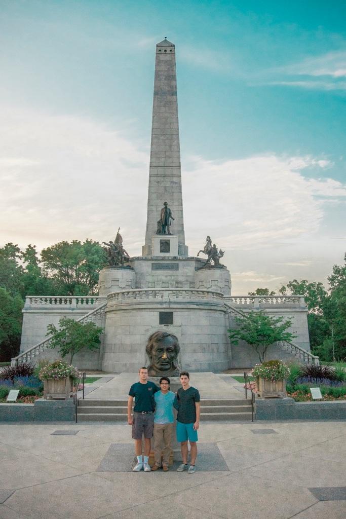Lincoln's Tomb, Springfield, IL