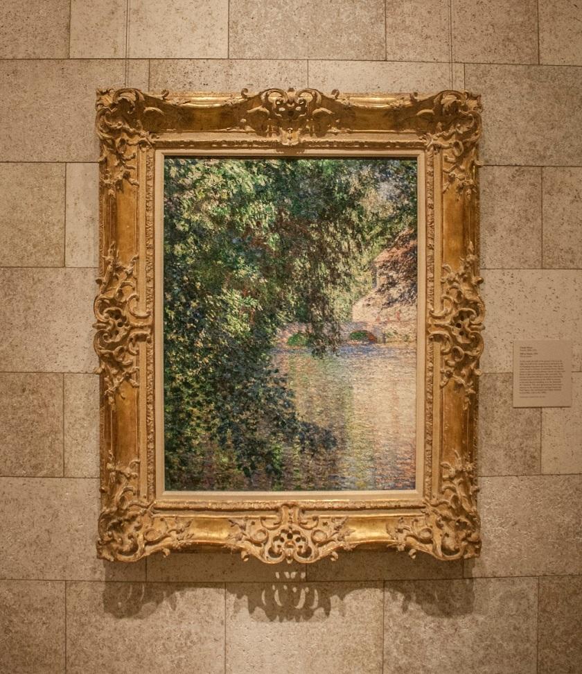 Claude Monet, Nelson-Atkins Museum of Art, Kansas City