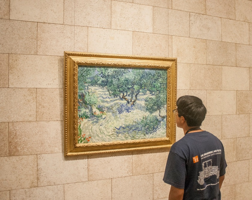 Nelson-Atkins Museum of Art, Kansas City, Vincent Van Gogh