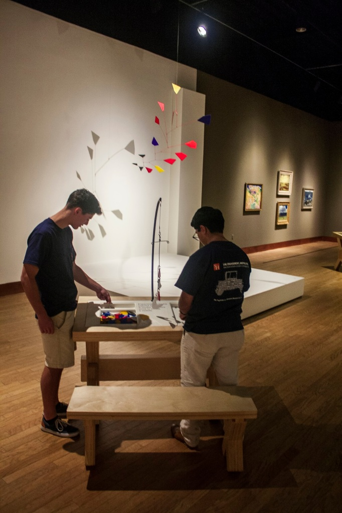 Oklahoma City Museum of Art, Alexander Calder, Mobile