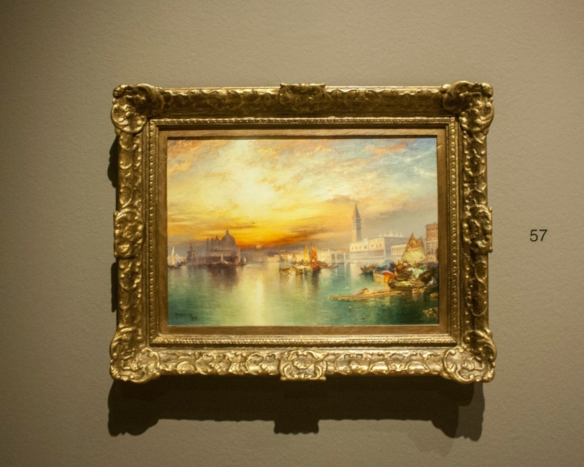 Oklahoma City Museum of Art, Thomas Moran