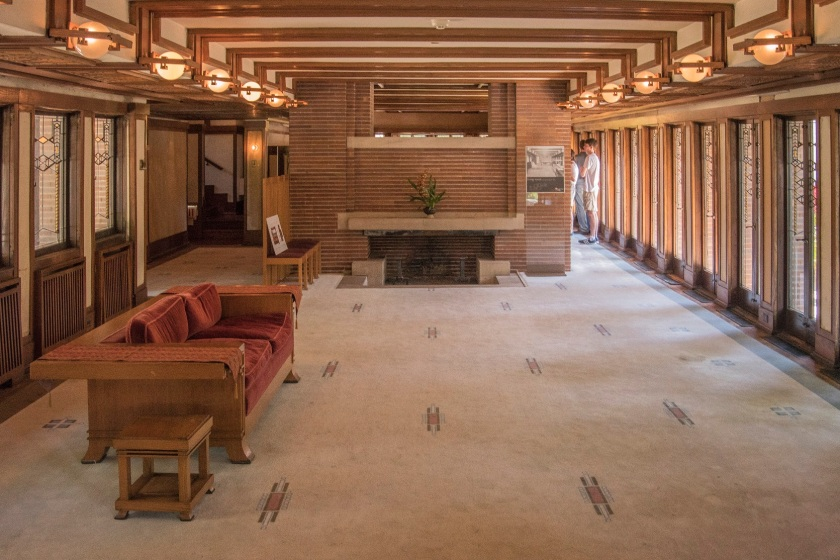 Frank Lloyd Wright, Robie House