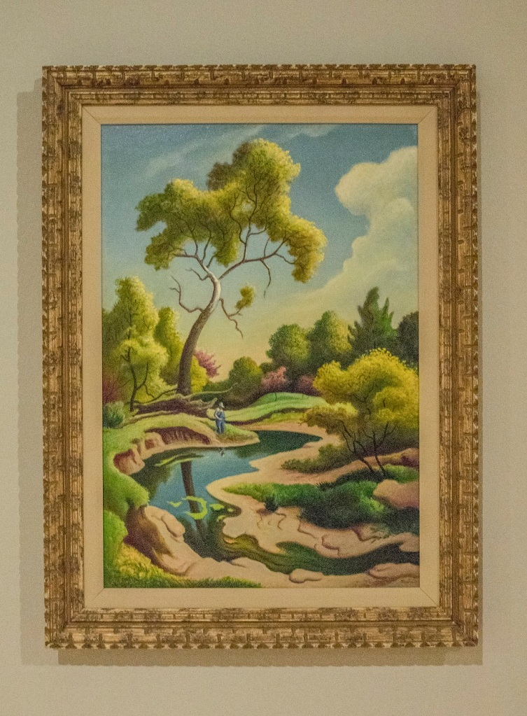 Thomas Hart Benton, Little Rock Arts Center