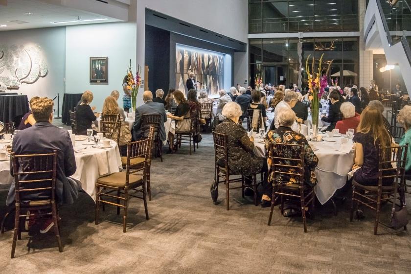 Art Gala 2016, SHSU, LEAP Ambassadors, David Adickes