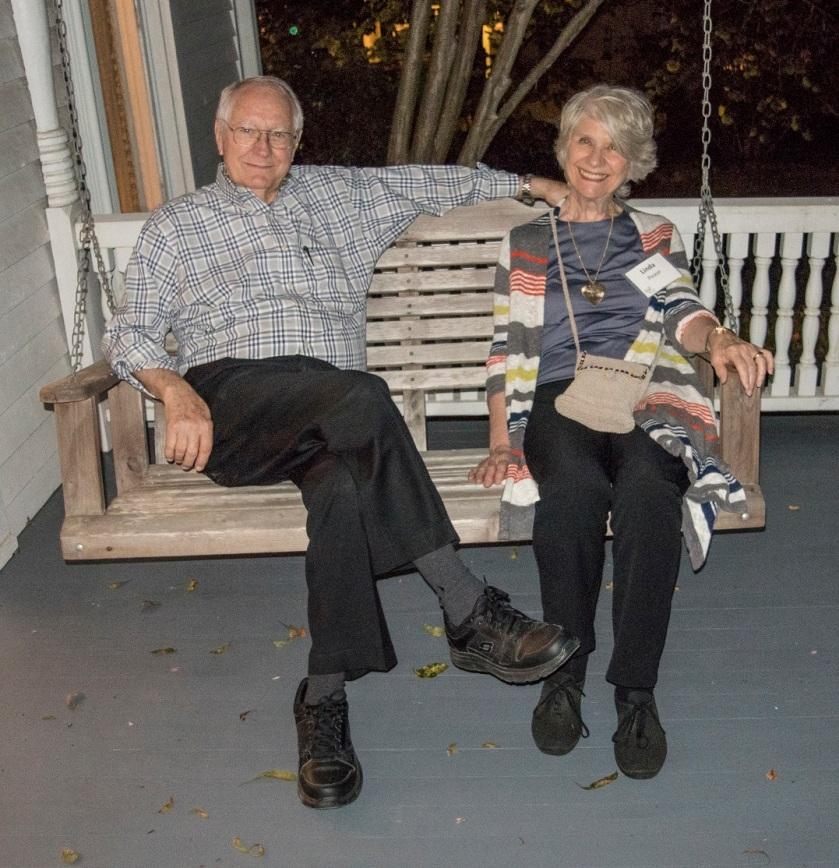 Kellogg Pritchett Home, Linda Pease, Ralph Pease, heART of Huntsville, LEAP Center
