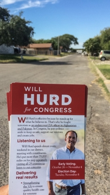 Congressman Will Hurd, SHSU, LEAP, Brian Aldaco, Pete Olson