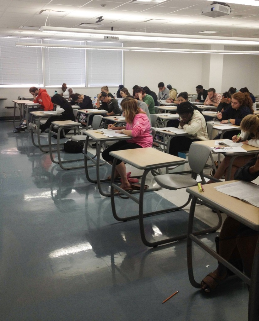 Mock LSAT, SHSU, Kaplan, LEAP Center
