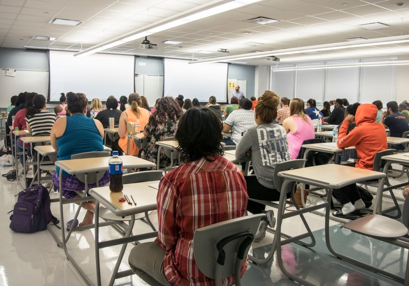 Mock LSAT, Kaplan, SHSU, LEAP Center
