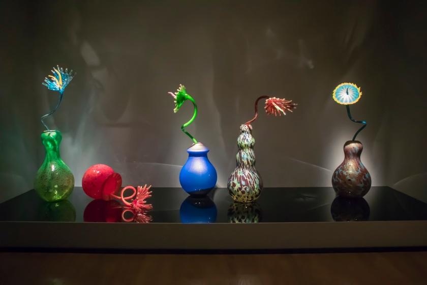 Dale Chihuly, OK Museum of Art, LEAP Center, SHSU
