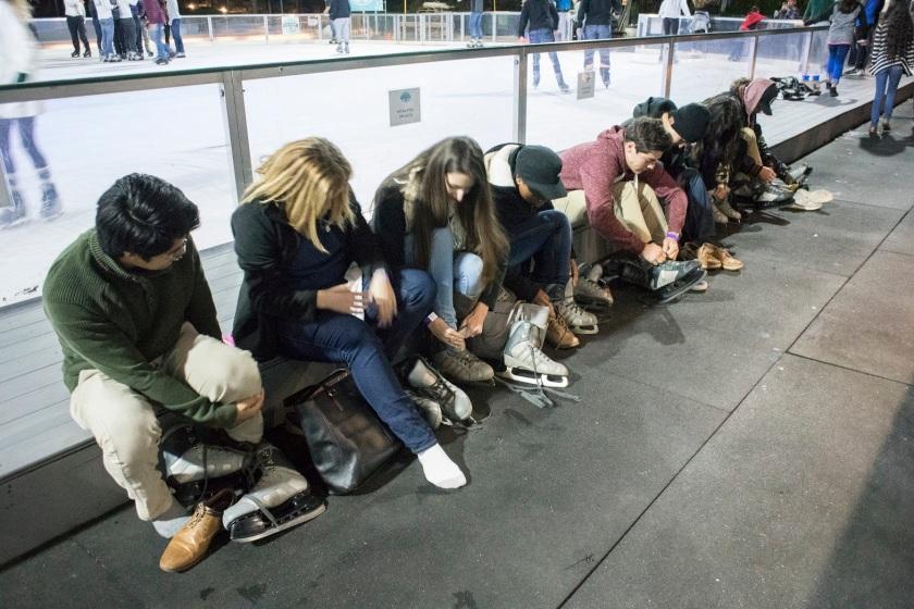 Devon Ice Rink, OK City, SHSU, LEAP Center