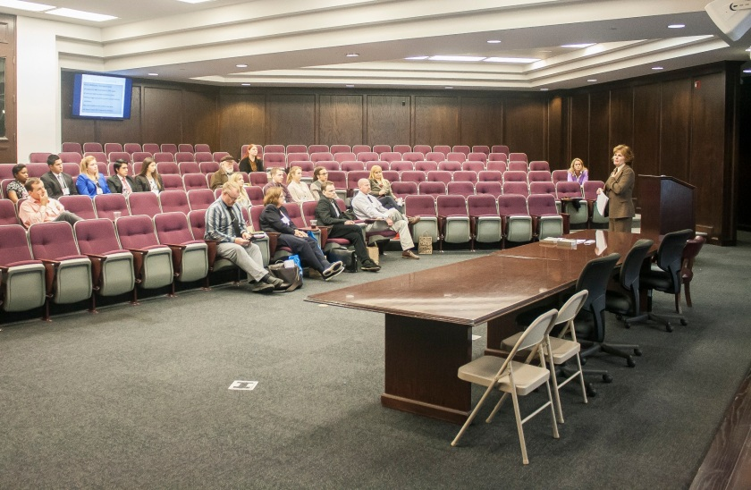 Vicki Behenna Discusses the Innocence Project