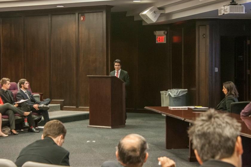 Brian Aldaco Presents at OPSA