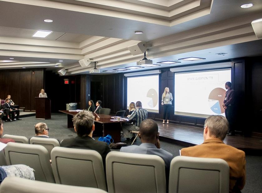 Lauren Stafford and Co-Authors Present on Social Media in the OK Legislature