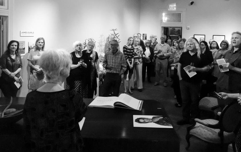 Wynne Home Arts Center, LEAP Ambassadors, SHSU