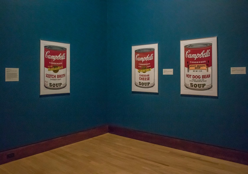 Andy Warhol, LEAP Center, SHSU, OK Museum of Art