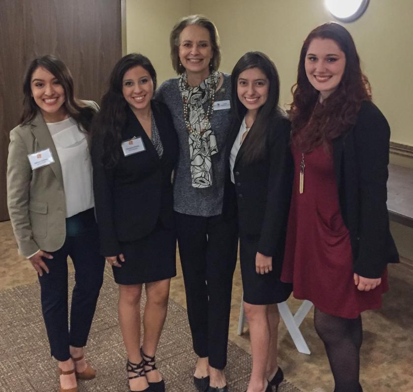 Leanne Woodward, Alumni Relations, SHSU, LEAP Ambassadors