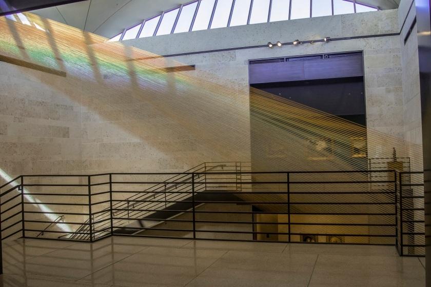 SHSU, LEAP Center, Moot Court, Amon Carter Museum of Art