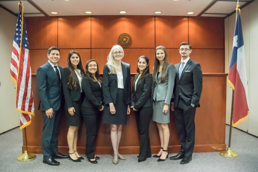 Moot Court, TUMCA, TAMU Law Moot Court Regional, LEAP Center, SHSU