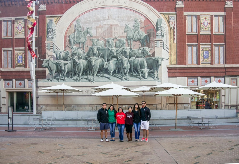 SHSU, LEAP Center, Moot Court, Sundance Square