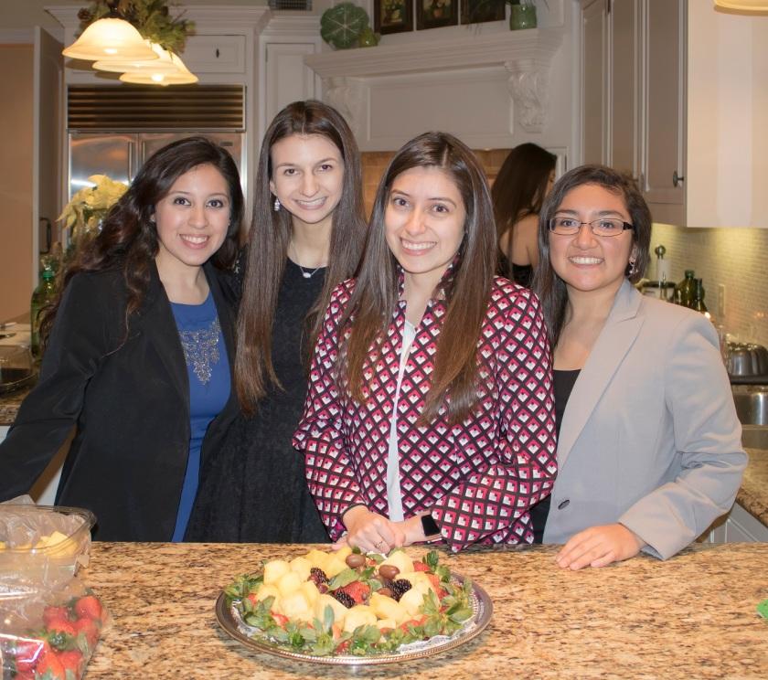 Walker County Republican Women, LEAP Ambassadors, SHSU, Christmas