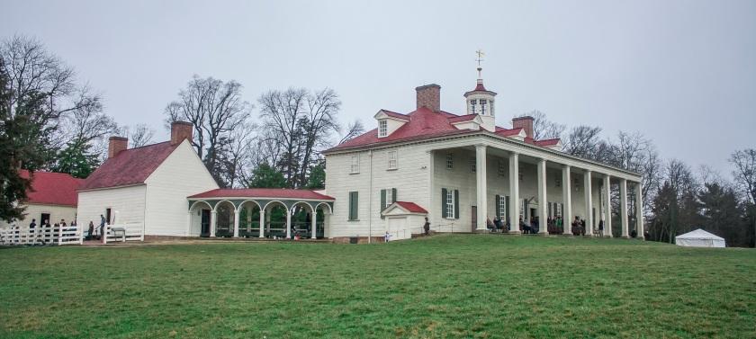 SHSU, LEAP Center, Mount Vernon, George Washington