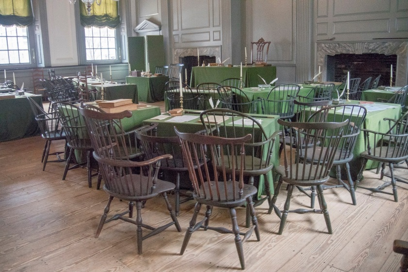 Philadelphia, LEAP Ambassadors, SHSU, LEAP Center, Signing Room, Independence Hall