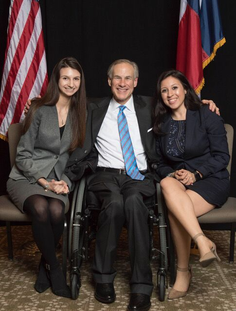 Governor Greg Abbott, TSUS Foundation Gala, LEAP Ambassadors, SHSU, LEAP Center