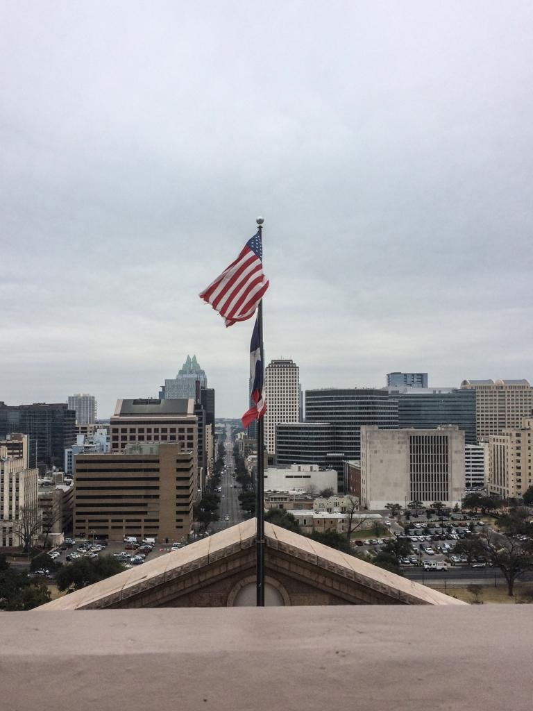 LEAP Center, Austin, Sam Houston Austin Interns (SHAIP), Capitol Dome