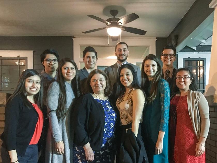 LEAP Center, Nancy Bocskor, SHSU, Sam Houston Austin Internship Program