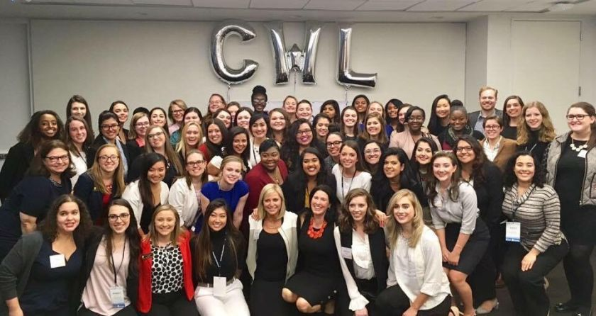 Campus Women Lead, SHSU, LEAP Center, Kaitlyn Tyra, Nancy Bocskor