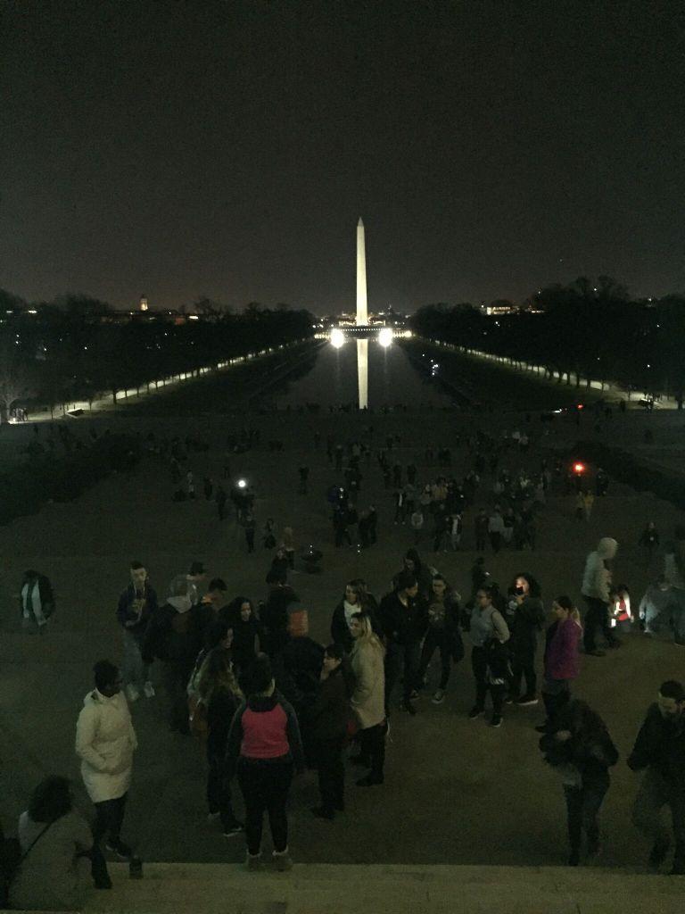 Washington DC, Washington Monument, LEAP Center, SHSU