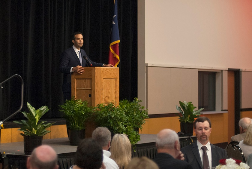 Reagan Dinner, Walker County Republican Party, George P. Bush, LEAP Center