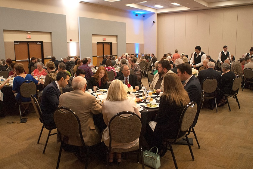 Reagan Dinner, Walker County Republican Women, LSC, George P. Bush, LEAP Center