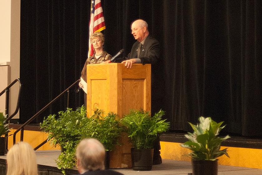 Richard Yawn, Reagan Dinner, Walker County Republican Party, George P. Bush, LEAP Center
