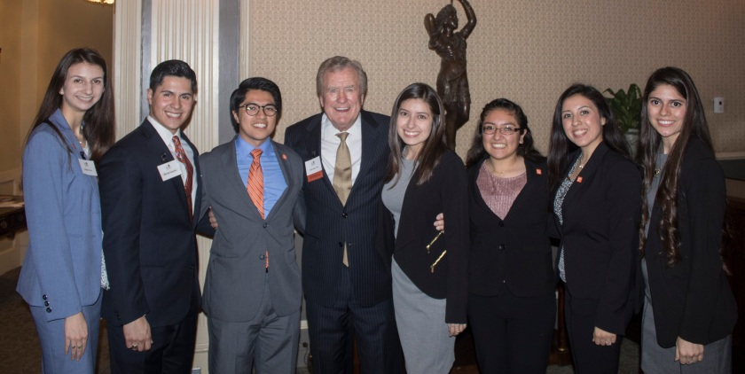 Gib Lewis, Sam Houston Austin Internship Program, SHAIP, LEAP, SHSU