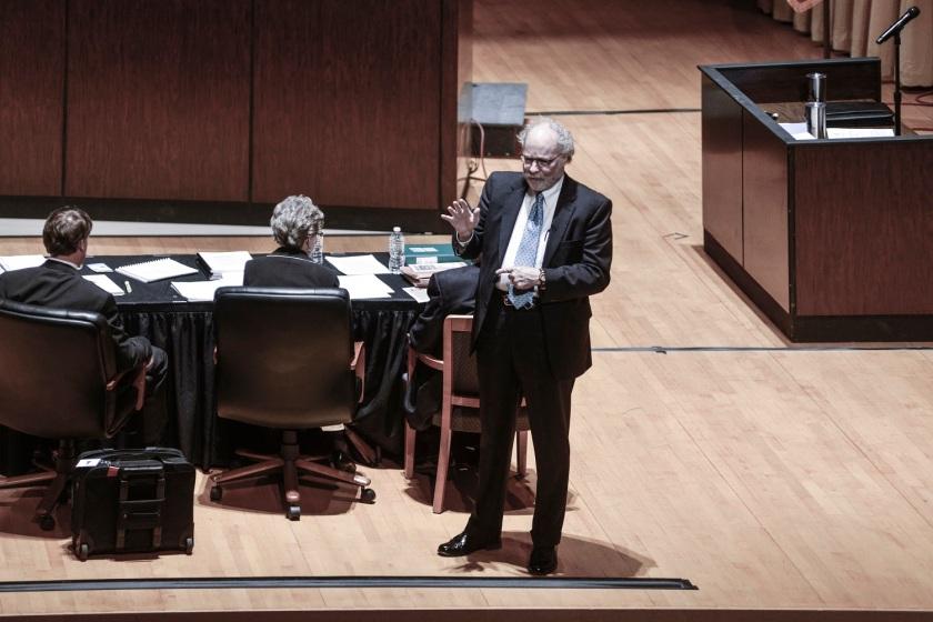 Texas Supreme Court, LEAP Ambassadors, SHSU, LEAP Center, Center for Law Engagement And Politics, Osler McCarthey