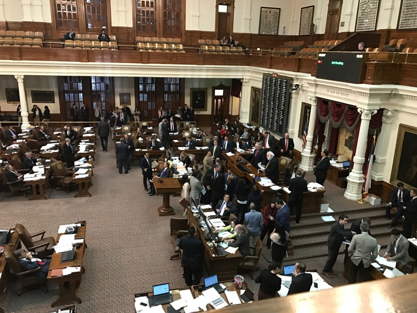 Budget Night, Texas House of Representative, Representative John Zerwas, Sam Houston Austin Internship Program, SHAIP, SHSU, LEAP Center, Center for Law Engagement And Politics