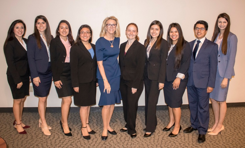 LEAP Center, Center for Law Engagement And Politics, SHSU, Founders Day, Sam Houston Austin Internship Program