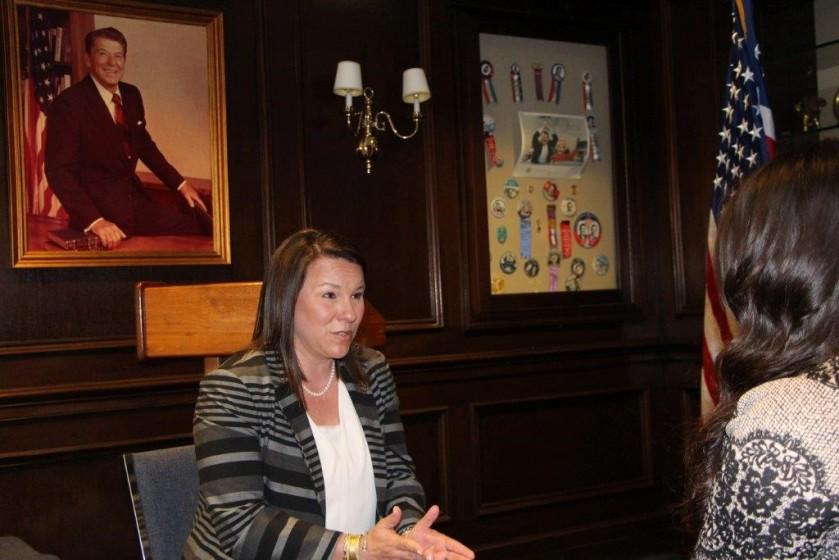 Congressman Martha Roby, LEAP Center, SHSU, Center for Law Engagement And Politics, Running Start
