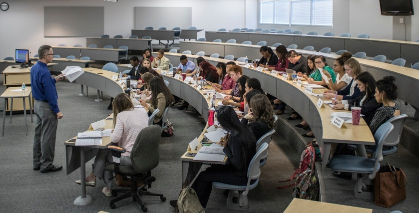 South Texas College of Law--Houston, STCL, LEAP Center, Center for Law Engagement And Politics, Mock Law Class, SHSU, Val Ricks