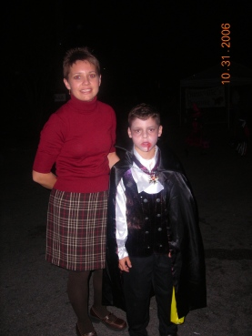 Ryan at Scare on the Square