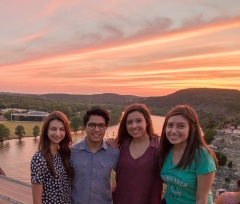 Pennybacker Bridge, Austin Texas, LEAP Center, Center for Law Engagement And Politics, SHSU, Sam Houston Austin Intern Program