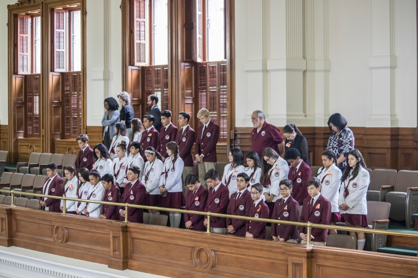 Mount Sacred Heart School, Riou, Briseno, Senator Bob Menendez