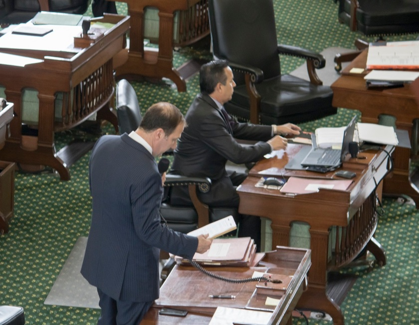 SHSU, LEAP Center, SHAIP, Sam Houston Austin Internship Program, Texas Senate, Senator Charles Schwertner